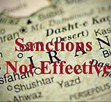 Head of Iranology Section at Russian Academy of Sciences commented that the new sanctions not to affect Iran 12 اسفند 1388-13:06:37